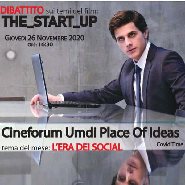 Cineforum The Start Up