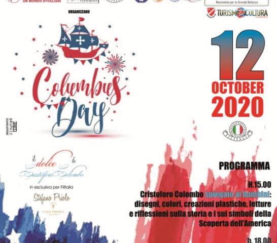 Columbus Day - locandina