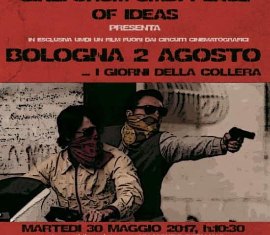 Bologna 2 Agosto - Locandina