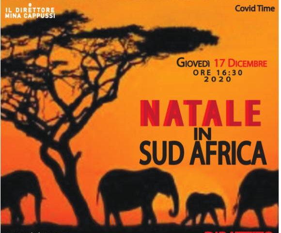 Natale in Sudafrica - Locandina