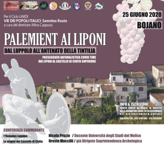 Vie Popoli Italici